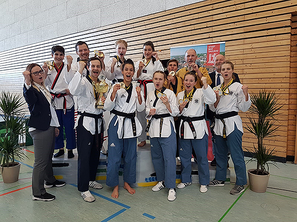 BW Poomsae Meisterschaft in Bad Saulgau